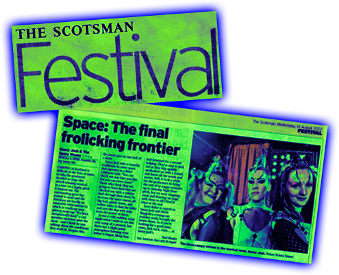 SJSV in The Scotsman