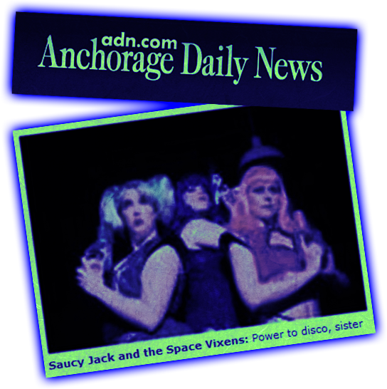 SJSV Anchorage Daily News Review