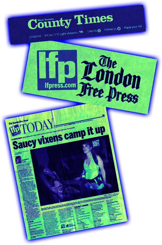 SJSV County Times and London Free Press