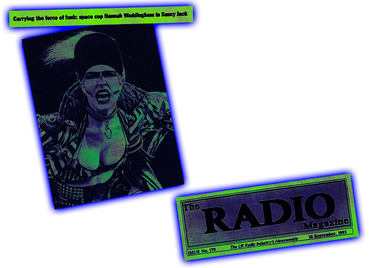 SJSV The Radio Magazine