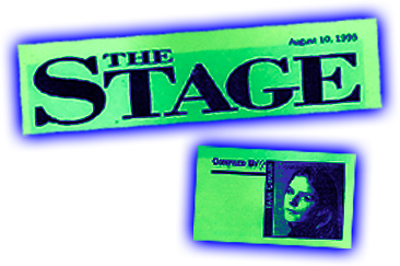 The Stage from August 1995