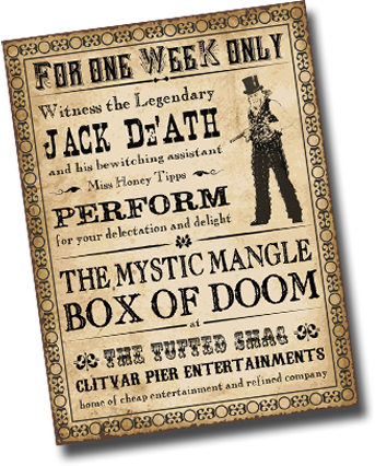 The Mystic Mangle Box of Doom